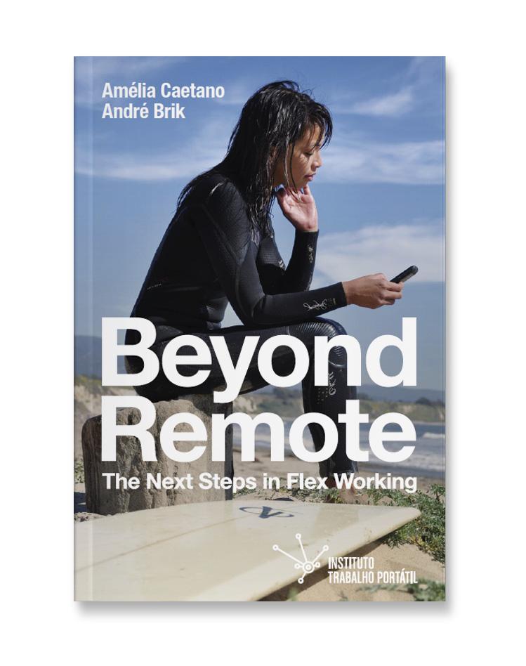 livro trabalho remoto flexivel home office cover book